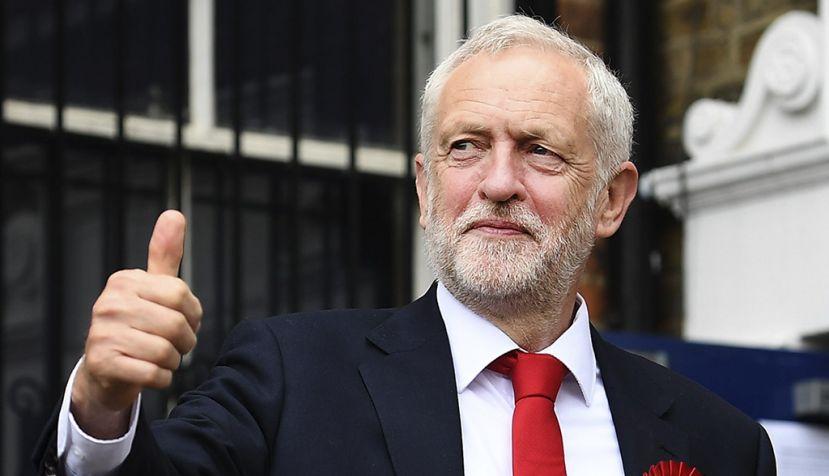 Corbyn dice que todavía puede ser primer ministro